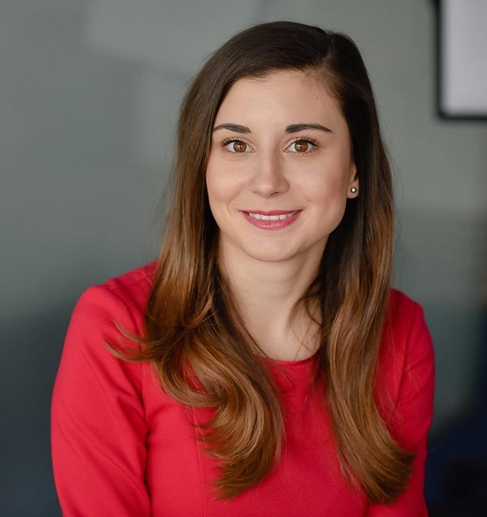 The speaker Cristina Iacobescu's profile image