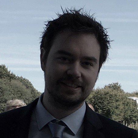 The speaker Aaron Bradley's profile image