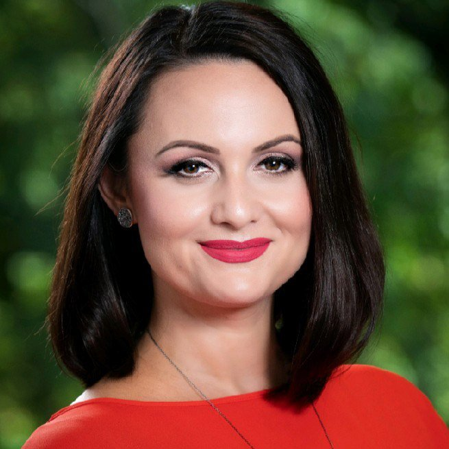 The speaker Andreea Lisievici's profile image