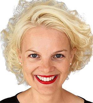 The speaker Dr. Anna Zeiter's profile image