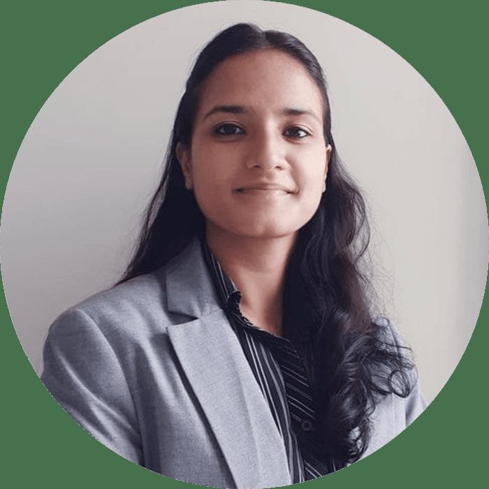 The speaker Anushree Kavadia's profile image