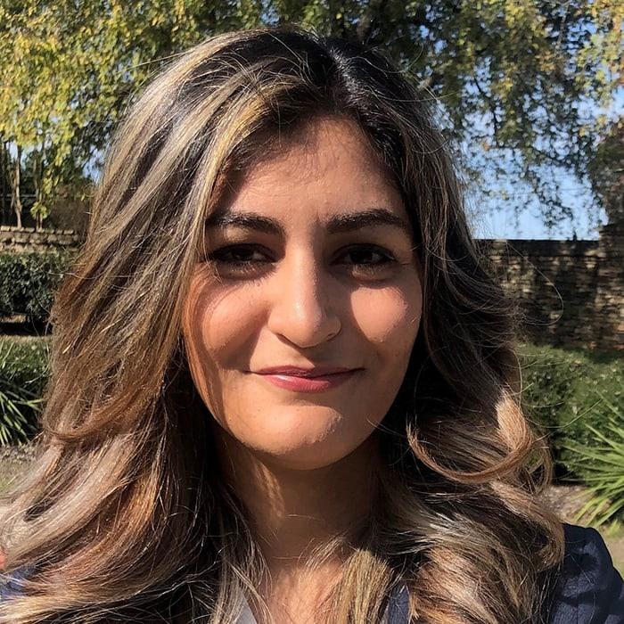 The speaker Shaudie Fassih 's profile image