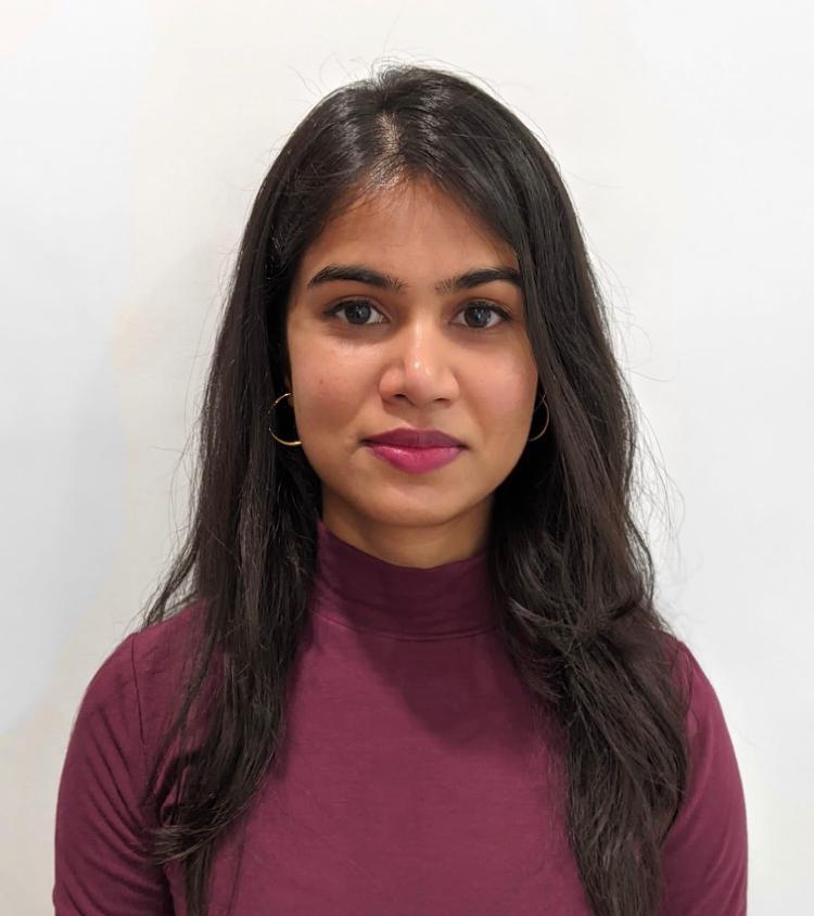 The speaker Chaitra Yadwad's profile image