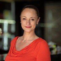 The speaker Cristina Costache,'s profile image