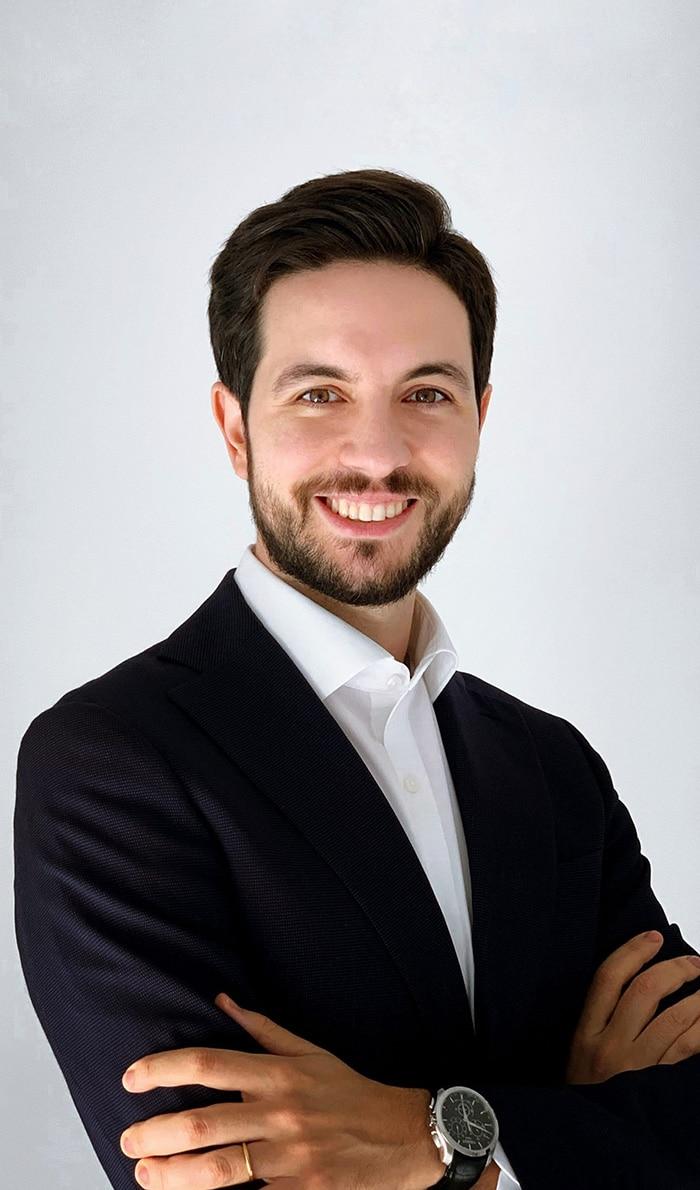 The speaker Daniel Caccamo Solé, 's profile image