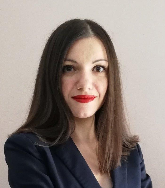 The speaker Dimitra Xintara,'s profile image