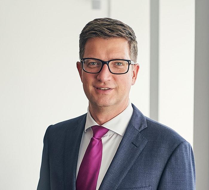 The speaker  Dirk von Manikowsky, 's profile image