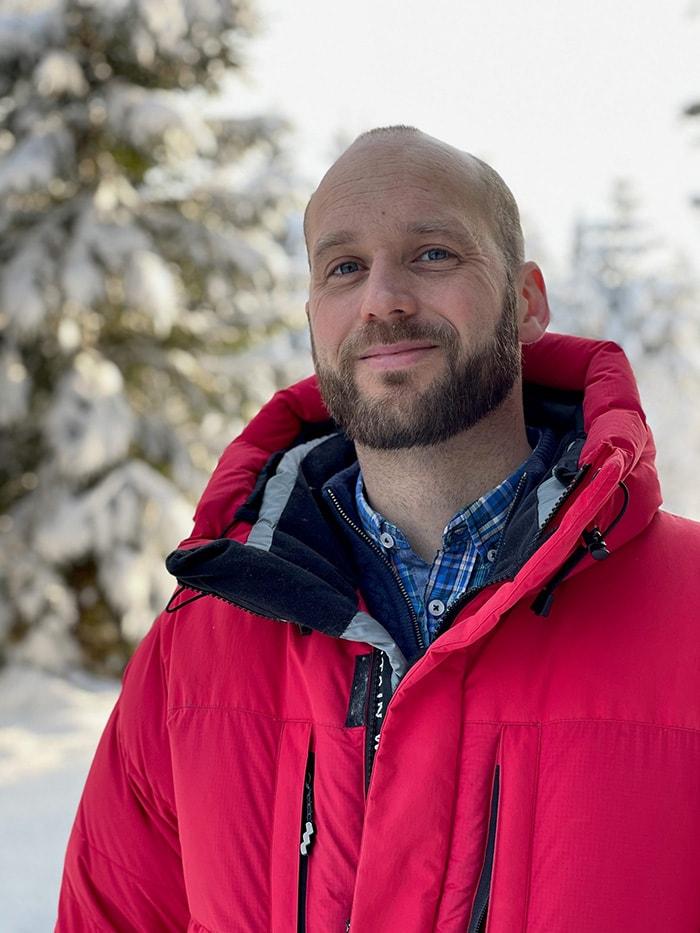 The speaker Fredrik Norberg's profile image