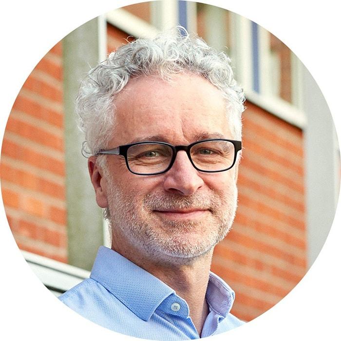 The speaker Igor Máté 's profile image