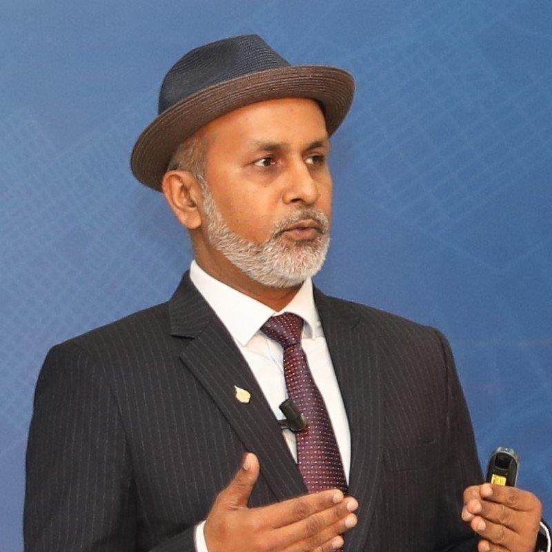 The speaker Imran Chowdhury,'s profile image