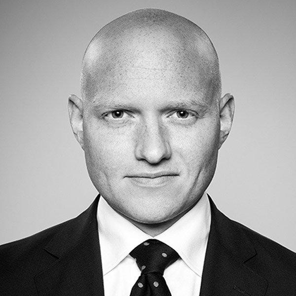 The speaker Johan Engdahl 's profile image