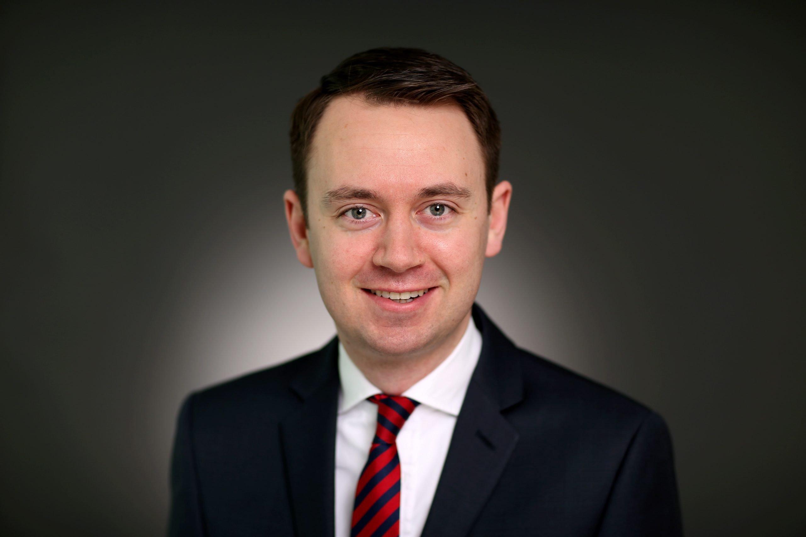 The speaker John O'Brien's profile image