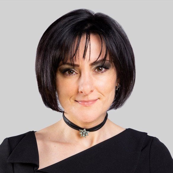 The speaker Odia Kagan 's profile image