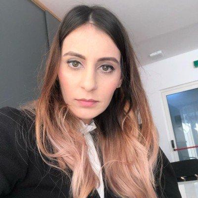 The speaker Mihaela Popa,'s profile image