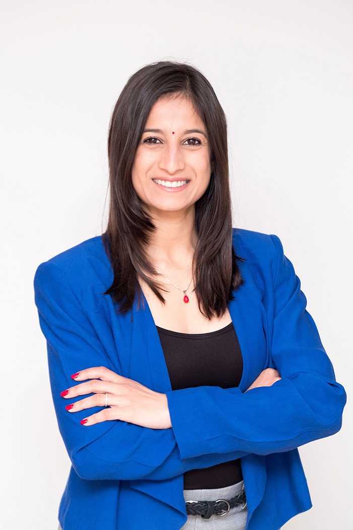The speaker Nerushka Bowan's profile image