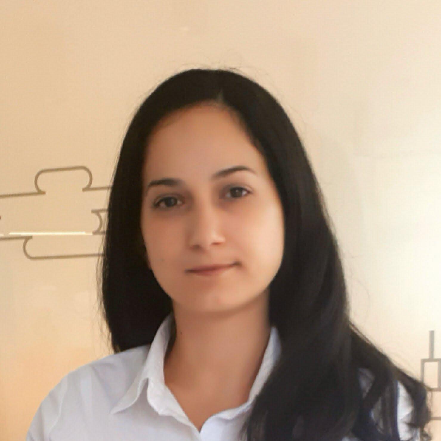 The speaker Oana Ducuta's profile image
