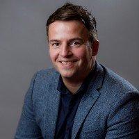 The speaker Scott Nicholson's profile image