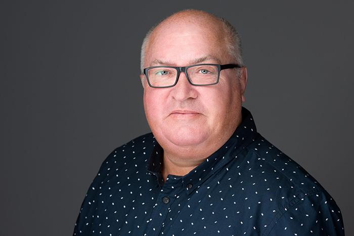 The speaker Simon Hinks 's profile image