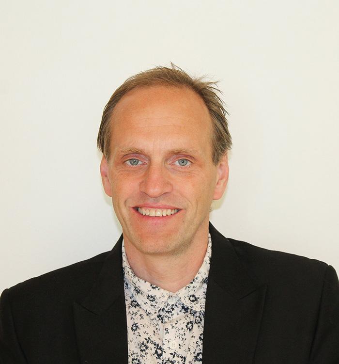 The speaker Hans Martinsson's profile image