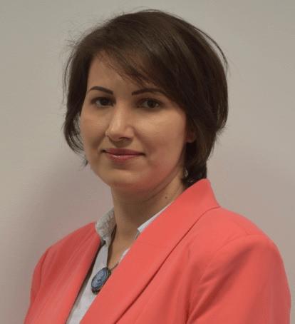 The speaker Dana Ionescu's profile image