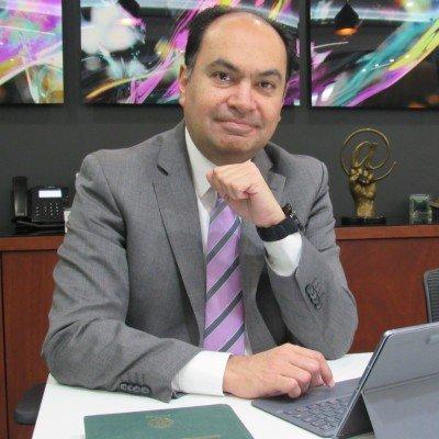 The speaker Joel Gómez Treviño's profile image