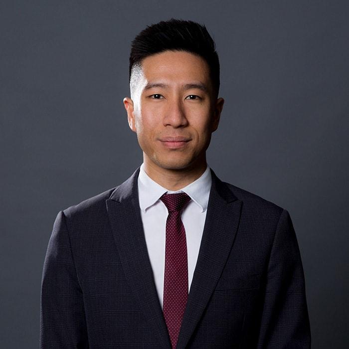 The speaker James Wong's profile image