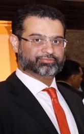 The speaker Ahmad Javaid (CISA, CRISC, CDPSE),'s profile image