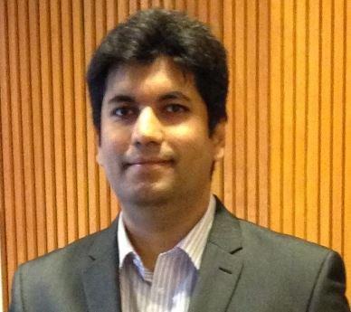 The speaker Prash Murigendrappa's profile image