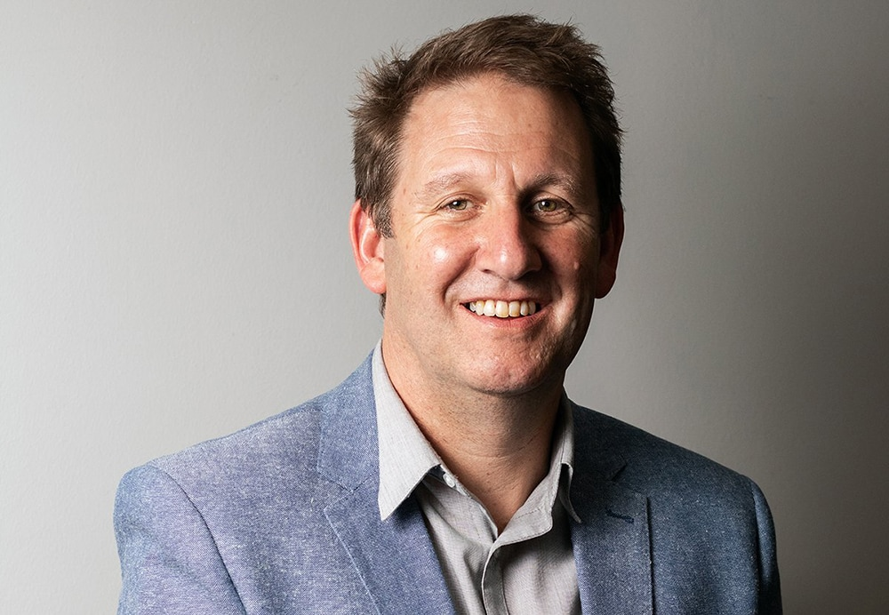 The speaker Andrew Hutchison,'s profile image