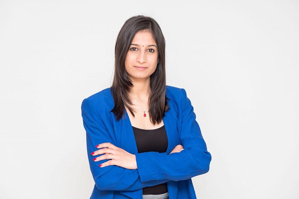 The speaker Nerushka Bowan,'s profile image