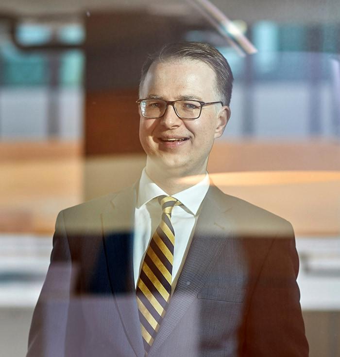The speaker Michal Cichocki,'s profile image