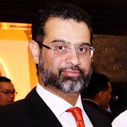 The speaker Ahmad Javaid,'s profile image