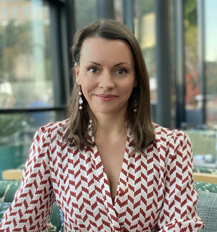 The speaker Andrea Illés, 's profile image