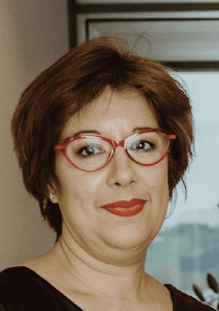 The speaker Carmen De la Cruz,'s profile image