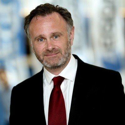 The speaker Daniel Patterson,'s profile image