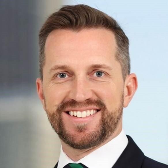 The speaker David Batch's profile image