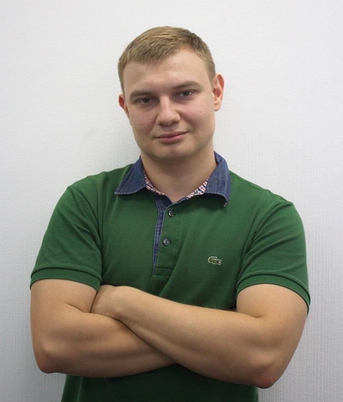 The speaker Eduard Karaush,'s profile image