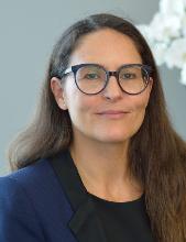 The speaker Emmanuelle Ressmann,'s profile image