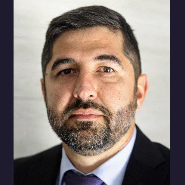 The speaker Eric Bedell,'s profile image