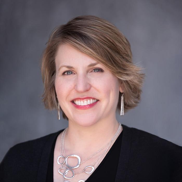 The speaker Emily Hancock's profile image