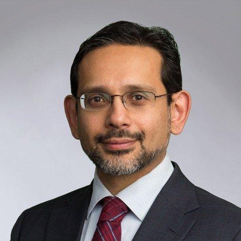 The speaker Imran Ahmed's profile image