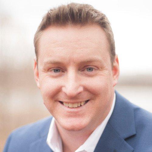 The speaker Joe Cuffel's profile image