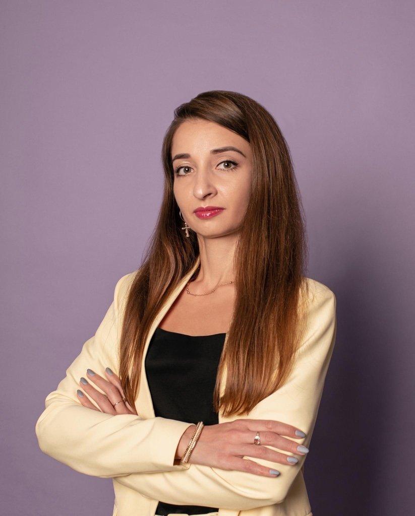 The speaker Julia Akhaladze,'s profile image
