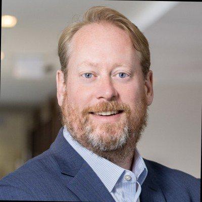 The speaker Kevin Clark's profile image