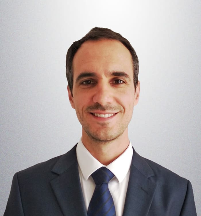 The speaker Federico Marengo,'s profile image