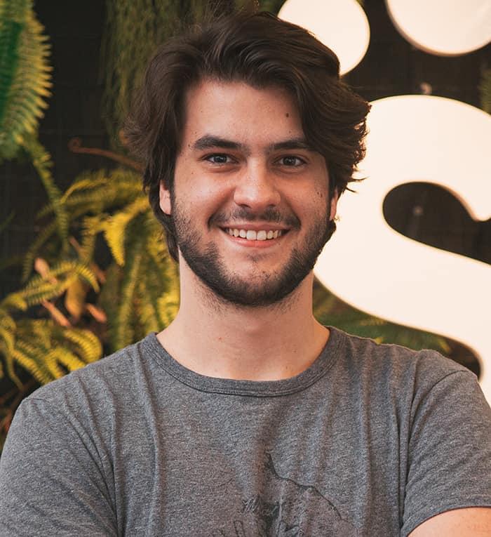 The speaker Gustavo Babo's profile image