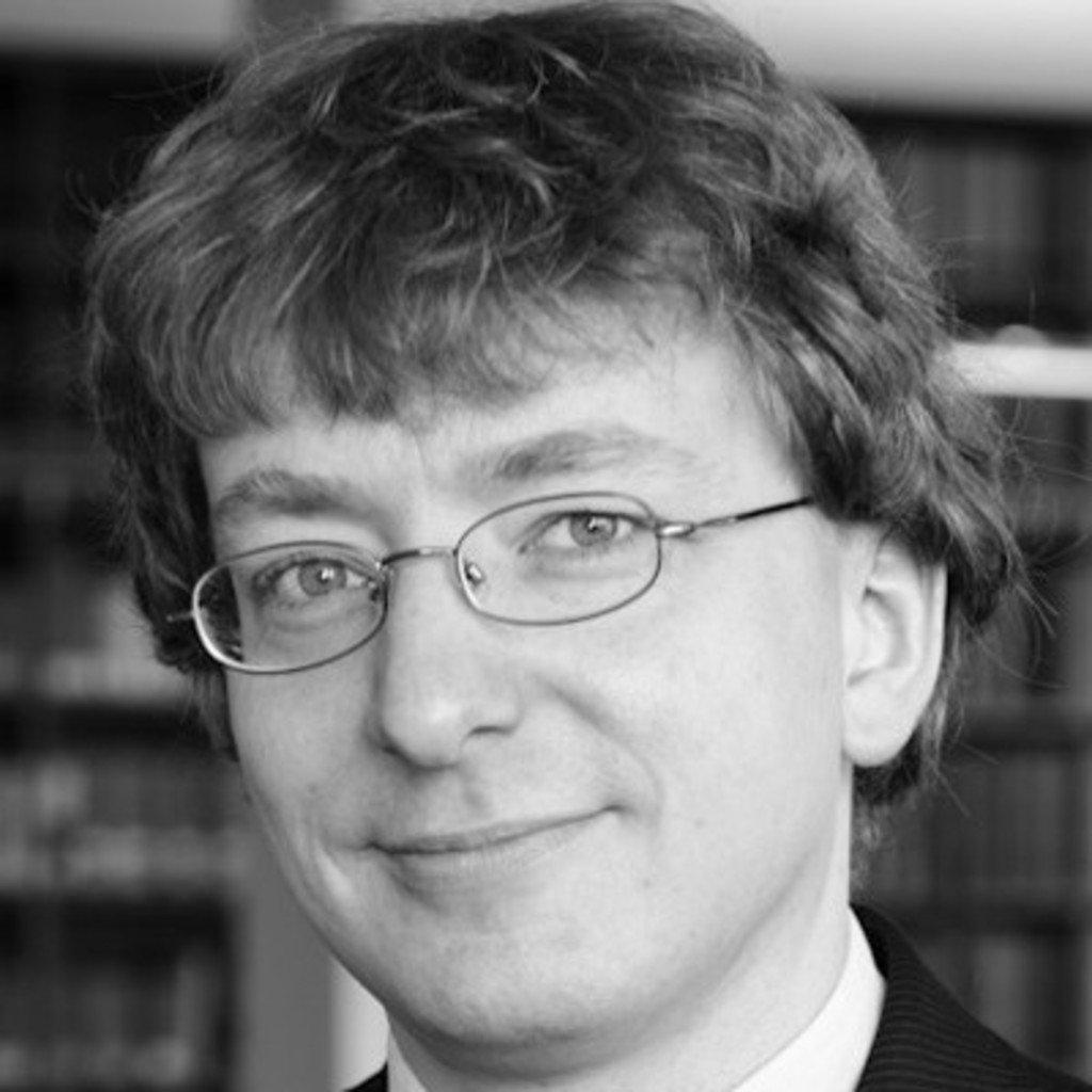 The speaker Matthias Bergt's profile image