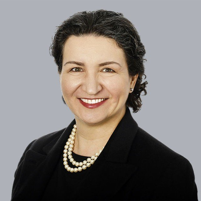 The speaker Oxana Iatsyk's profile image