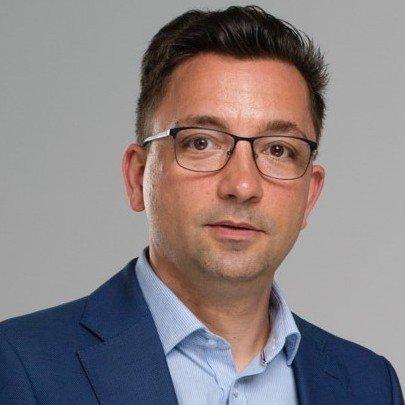 The speaker Péter RENFER,'s profile image