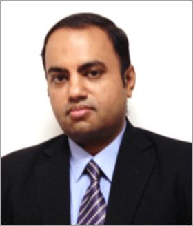 The speaker Prashant Bhat's profile image